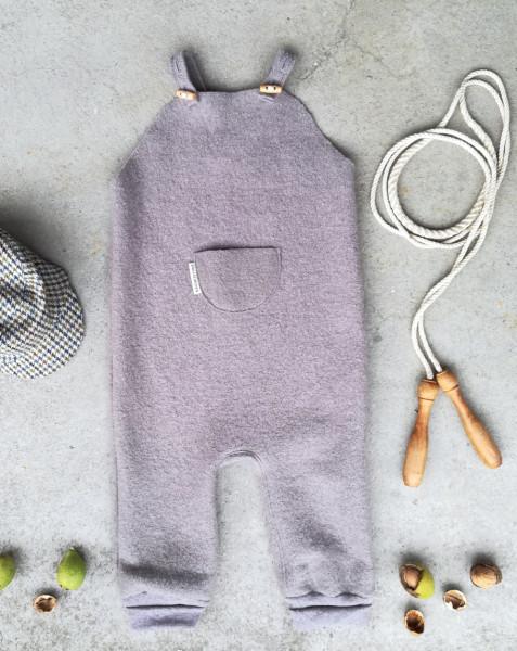 Wollhose mit Tasche